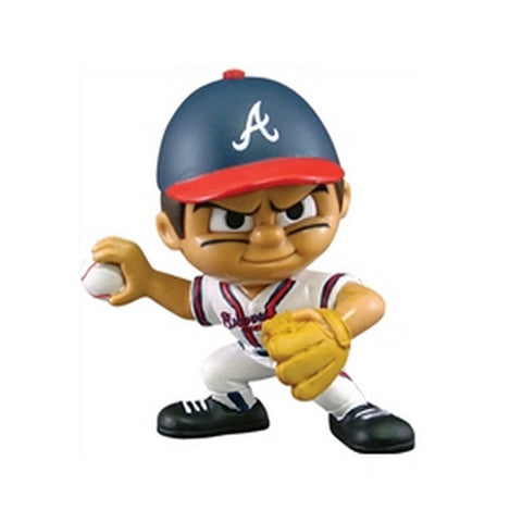 Lil' Teammates Pitcher - Atlanta Braves - Peazz Toys