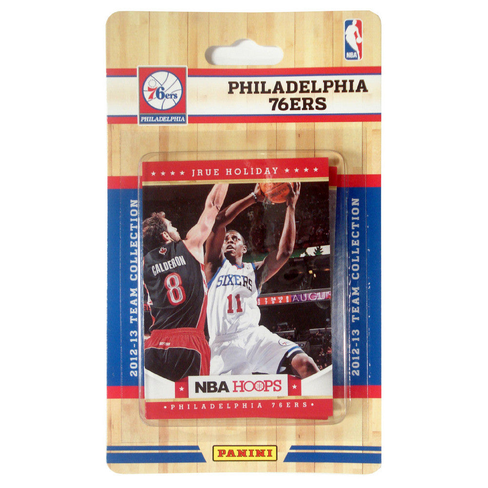2012 Panini NBA Hoops Team Set Philadelphia 76Ers