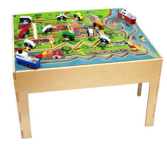 Anatex Ctt7706 City Transportation Table