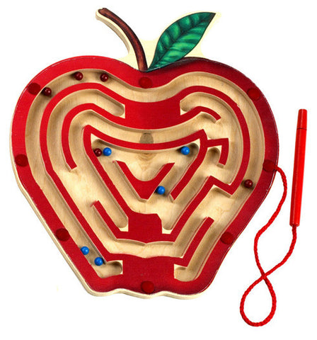 Anatex MA6017 Magnetic Apple Maze - Peazz Toys