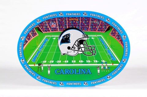 NFL Placemats (Set of 4) - Panthers - Peazz Toys