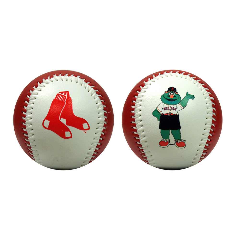 Baseball | Mascot | Boston | Sox | Red