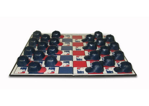 Rico MLB Checkers - Boston Red Sox - Peazz Toys
