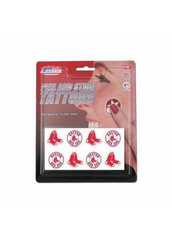 Rico MLB Tattoo Pack - Boston Red Sox - Peazz Toys