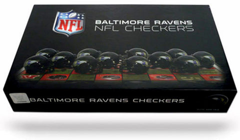 Rico Checkers - Baltimore Ravens - Peazz Toys