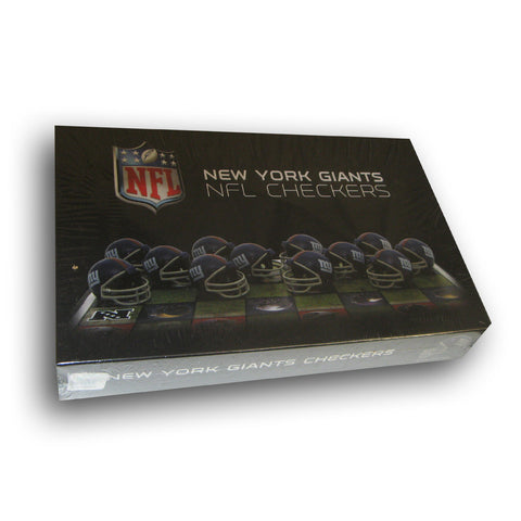 Rico Checkers - New York Giants - Peazz Toys