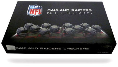 Rico Checkers - Oakland Raiders - Peazz Toys