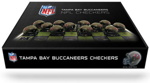 Rico Checkers - Tampa Bay Buccaneers - Peazz Toys