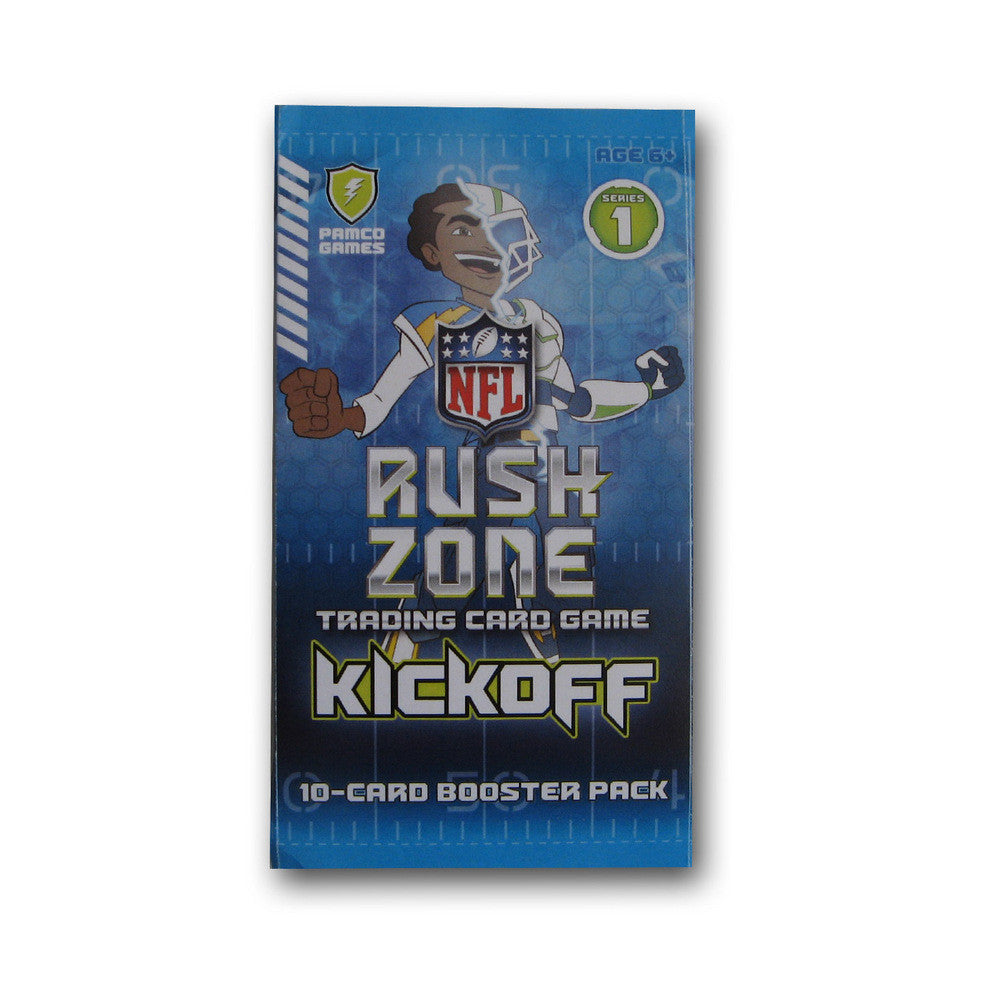 2013 NFL Rush Zone Card Game Booster