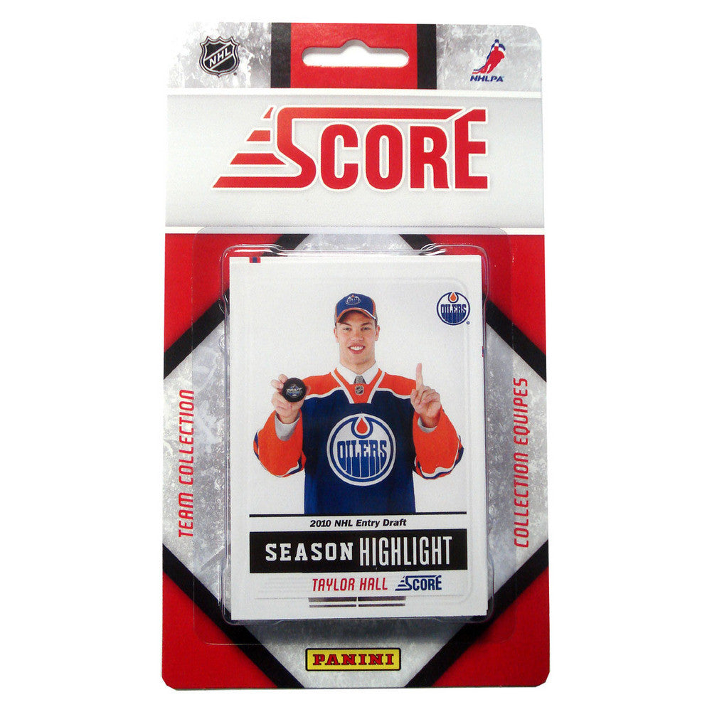 201112 Score NHL Team Set Edmonton Oilers