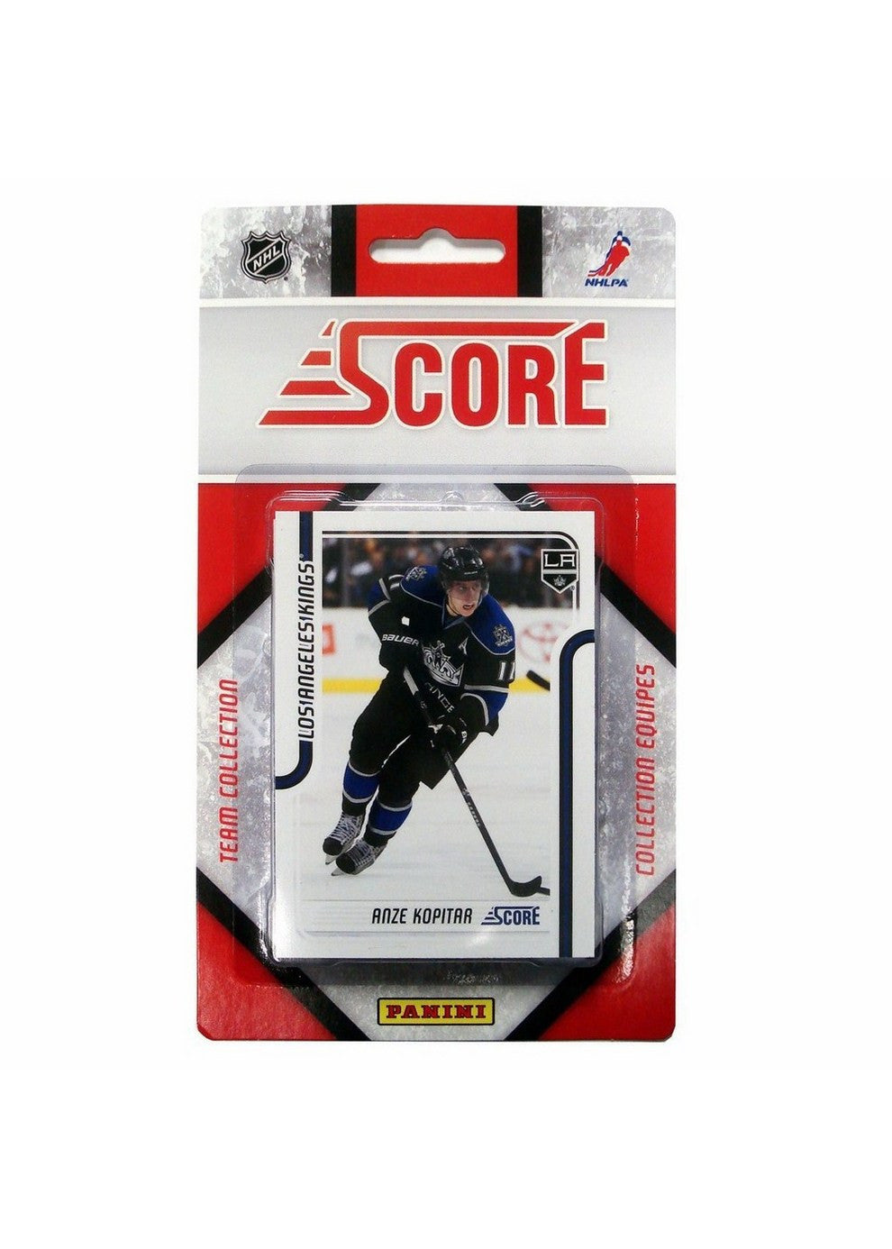 201112 Score NHL Team Set Los Angeles Kings