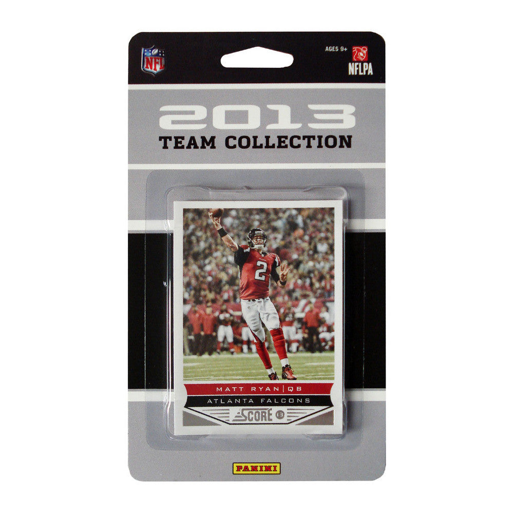 2013 Score NFL Team Set Falcons