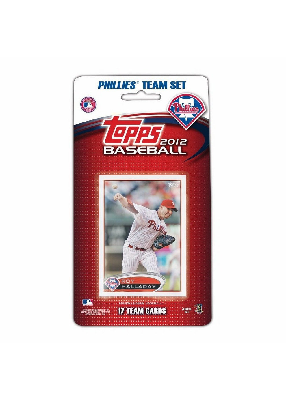 2012 Topps MLB Team Sets Philadelphia Phillies