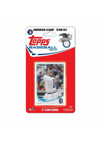 Topps 2013 Team Set - American League All Stars - Peazz Toys