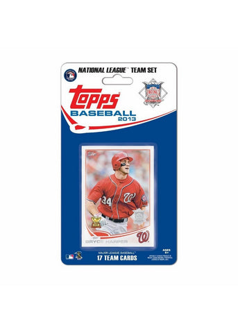 Topps 2013 Team Set - National League All Stars - Peazz Toys
