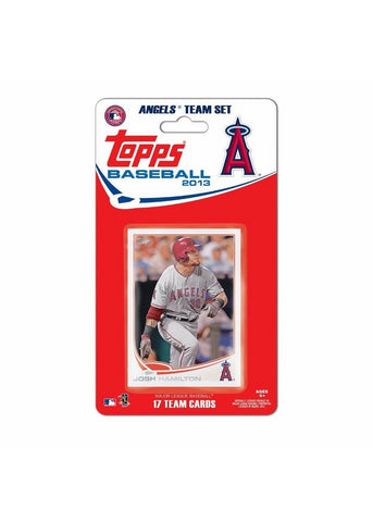 Topps 2013 Team Set - Los Angeles Angels - Peazz Toys
