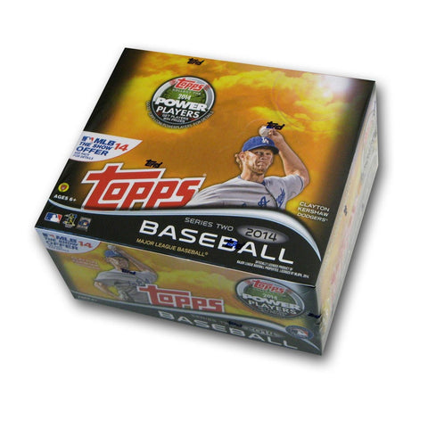 2014 Topps Series 2 Baseball Retail - Peazz Toys