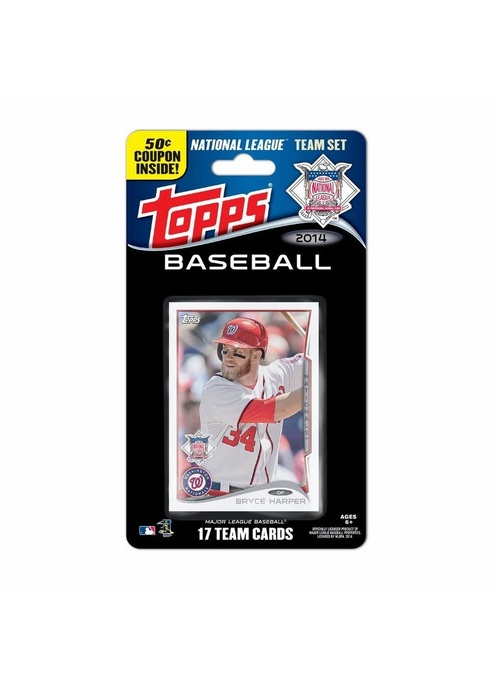 2014 Topps MLB Sets National League All Stars