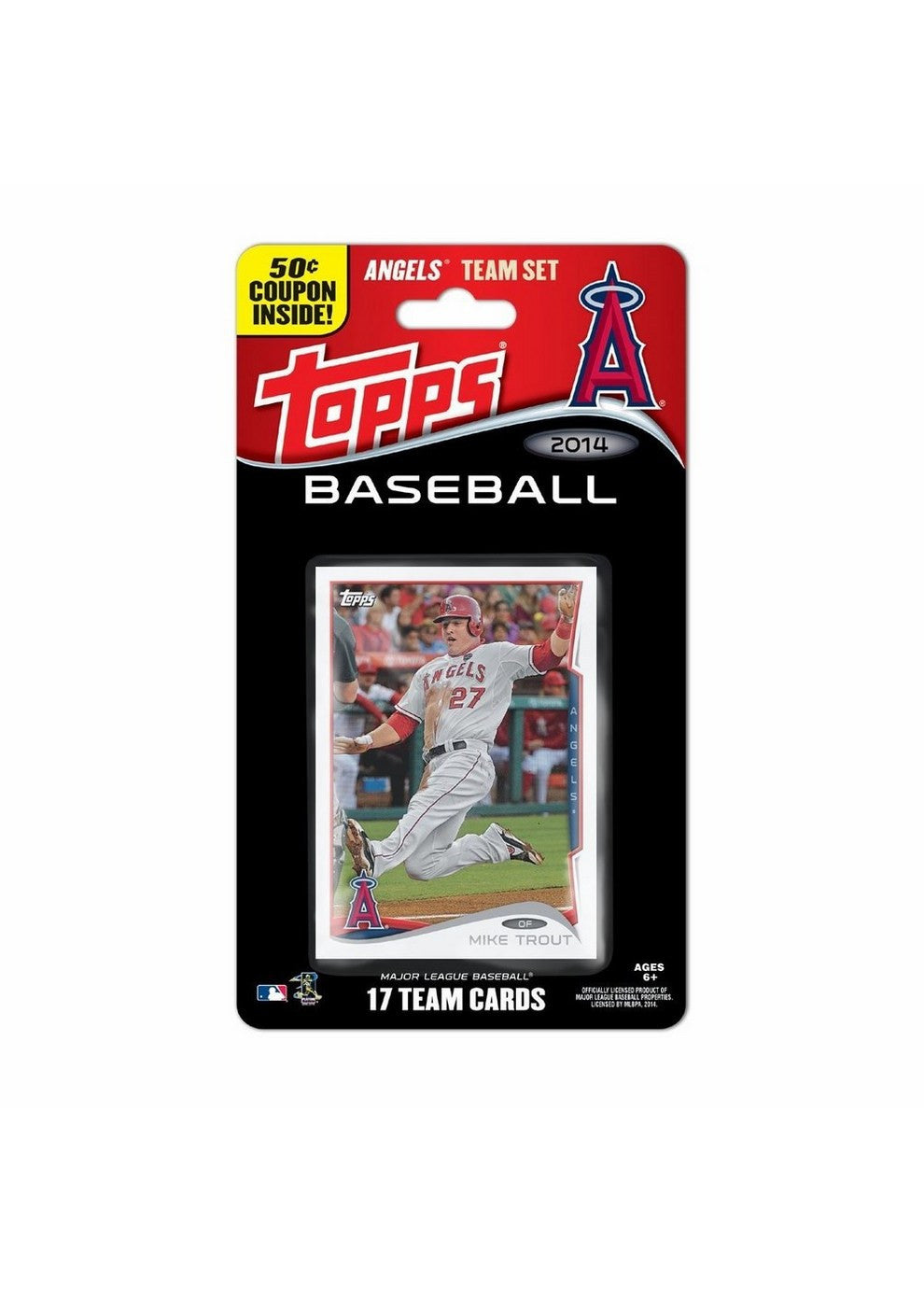 2014 Topps MLB Sets Anaheim Angels