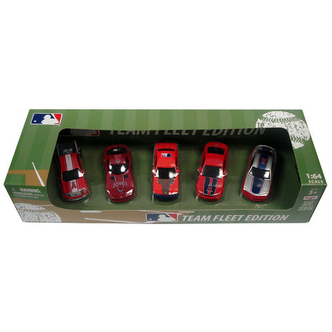 Top Dog 5 Piece Diecast Gift Set - Los Angeles Angels - Peazz Toys