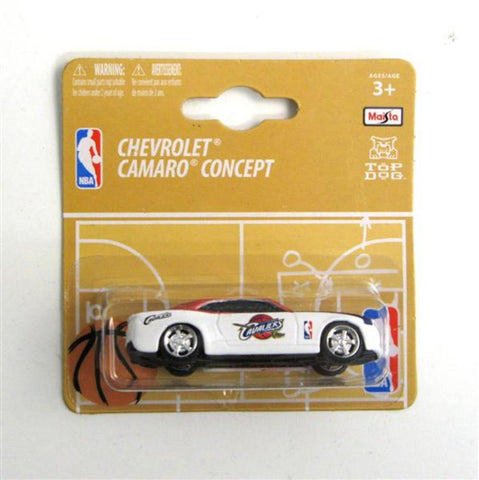 NBA Chevy Camaro 1:64 Style - Cleveland Cavaliers - Peazz Toys