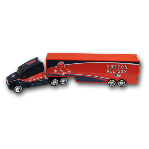 Top Dog 1:64 Tractor Trailer Transport - Boston Red Sox - Peazz Toys
