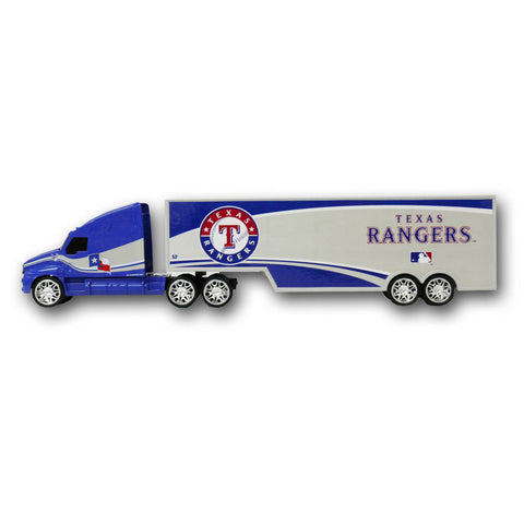 Top Dog 1:64 Tractor Trailer Transport -Rangers - Peazz Toys