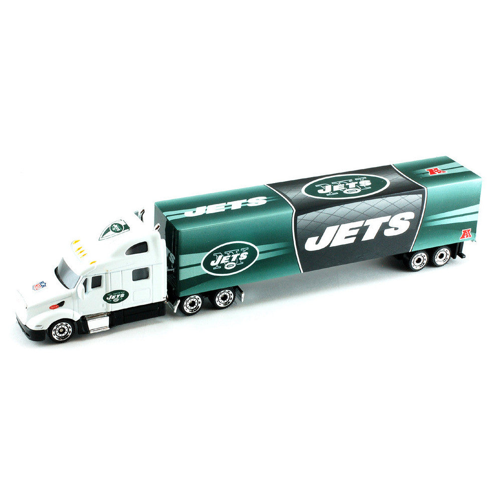 2012 Tractor Trailer 180 Scale Diecast New York Jets