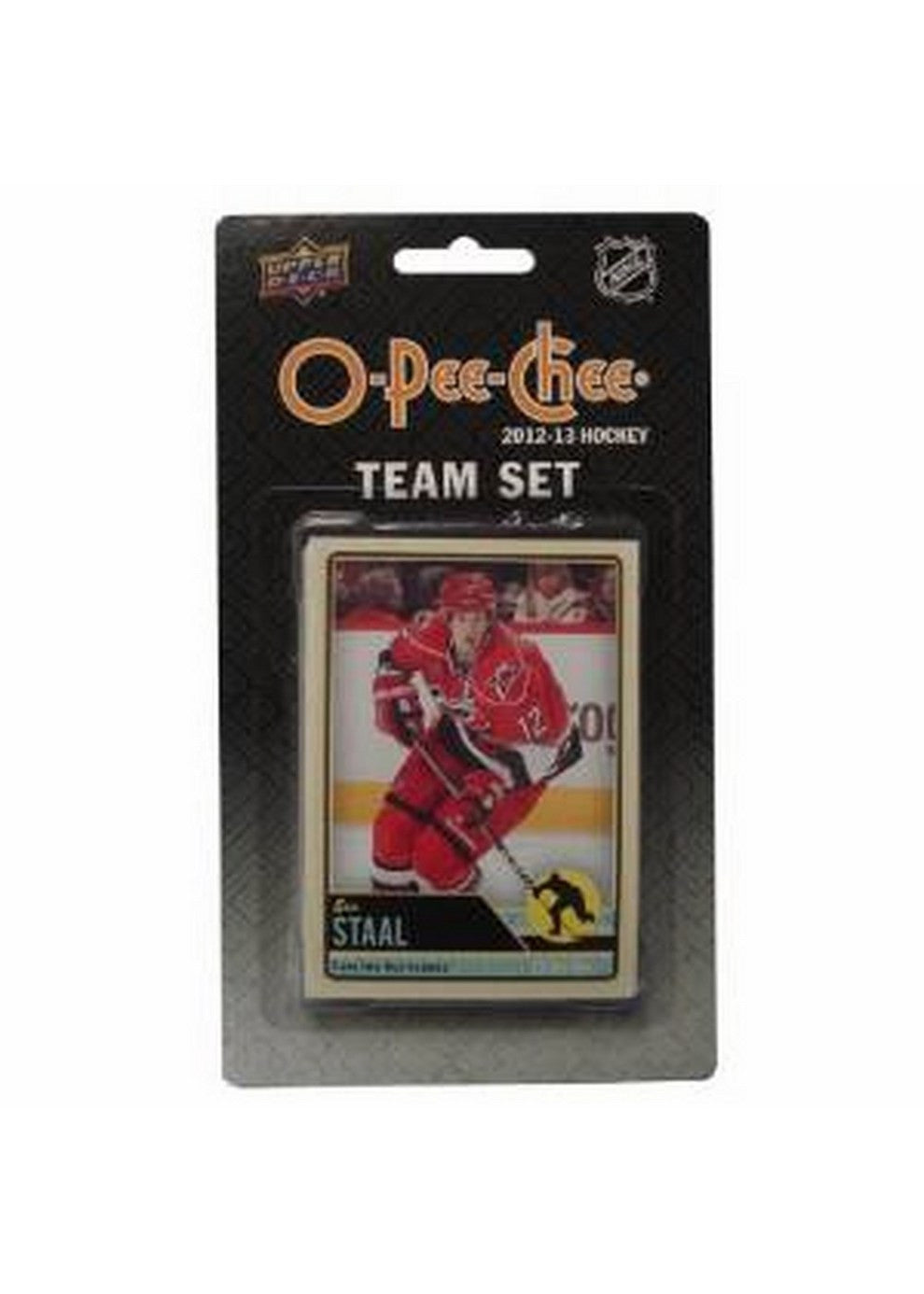 201213 Upper Deck O Pee Chee Team Card Set 17 Cards Carolina Hurricane
