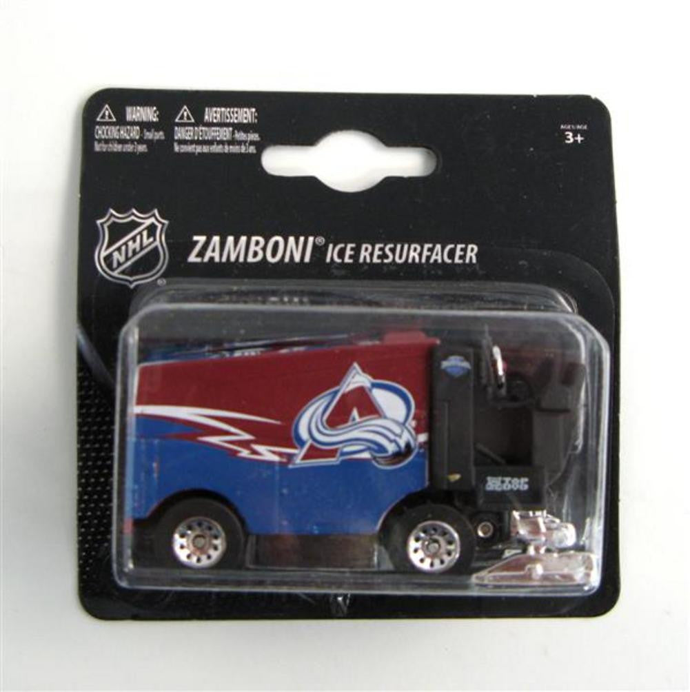150 Zamboni By Top Dog Colorado Avalanche