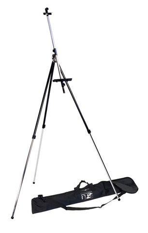 Studio Designs 13154 Student Field Easel w/bag / Black 1pc / 4pc master - Peazz Toys