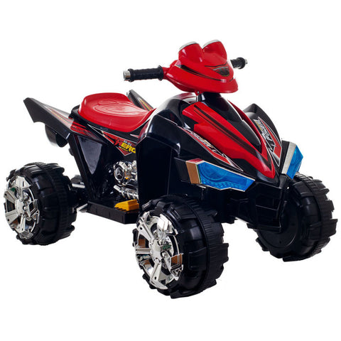 Lil' Rider 80-Ch917 Lil' Rider Pro Circut Hero 4 Wheeler - Sound Effects - Peazz Toys