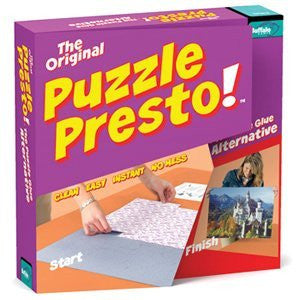 Buffalo Games TBUF-05 The Original Puzzle Presto - Peazz Toys