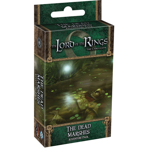 Fantasy Flight Games TFFG-11 The Lord of the Rings Card Game: The Hunt for Gollum Adventu - Peazz Toys