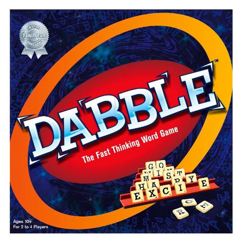 INI TINI-03 Dabble-The fast-thinking word game - Peazz Toys