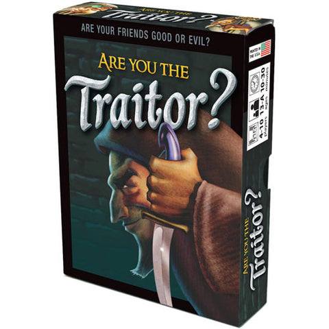 Looney Labs TLOO-01 Are You the Traitor - Peazz Toys