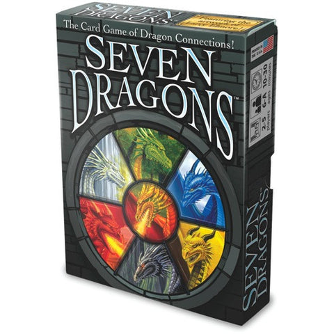 Looney Labs TLOO-12 Seven Dragons - Peazz Toys