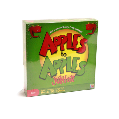 Mattel TMAT-04 Apples to Apples Jr. - Peazz Toys