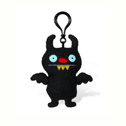Pretty Ugly TPUG-21 UglyDolls Ket Clip on Keychain - Peazz Toys