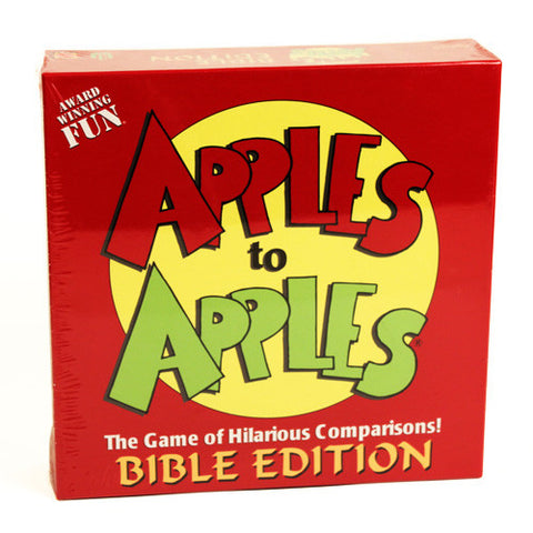 Talicor TTAL-13 Apples to Apples Bible Edition - Peazz Toys