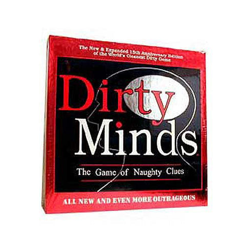 TDC TTDC-03 Deluxe Dirty Minds - Peazz Toys