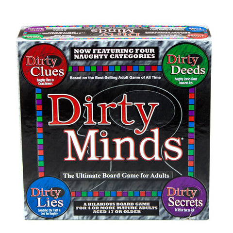 TDC TTDC-07 The Ultimate Edition of Dirty Minds - Peazz Toys