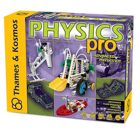 Thames & Kosmos TTKM-05 Physics Pro Advanced Physics Kit - Peazz Toys
