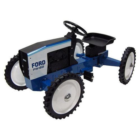 Ford M1 FW 60 4WD Steel Pedal Riding Tractor (13797) - Peazz Toys