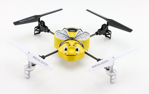 JP Commerce X1-Bee 2.4Ghz 4ch Syma X1 Quadcopter with Gyro - Bee - Peazz Toys