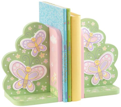KidKraft 71145 Butterfly Bookends - Peazz Toys
