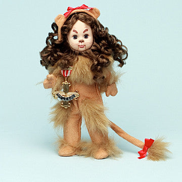 Madame Alexander Cowardly Lion - Jack 8 in doll - Peazz Toys
