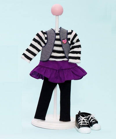 Madame Alexander Favorite Friends Downtown Cool Doll Outfit - Peazz Toys