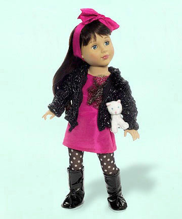 Madame Alexander Favorite Friends Fashionista By Cecilia Cassini - Peazz Toys