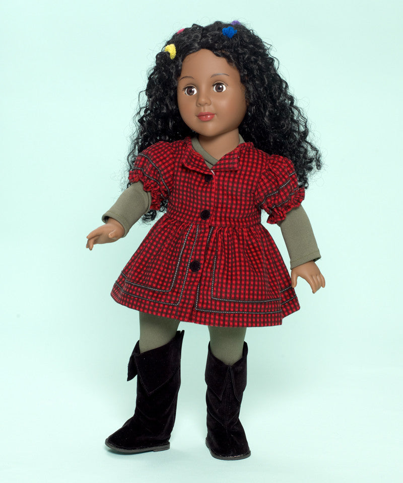 Madame Alexander Favorite Friends First Day of School - 18 in Doll